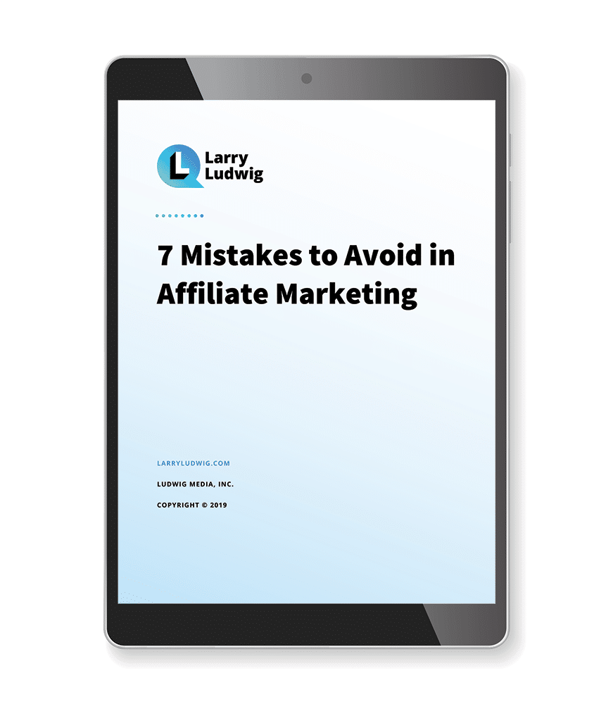 7 Mistakes to Avoid in Affiliate Marketing